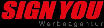 SIGNYOU Mobile Logo
